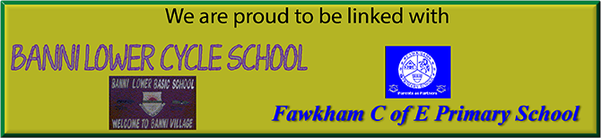 The Banni School - The Gambia & Fawkham C of E School, Fawkham UK